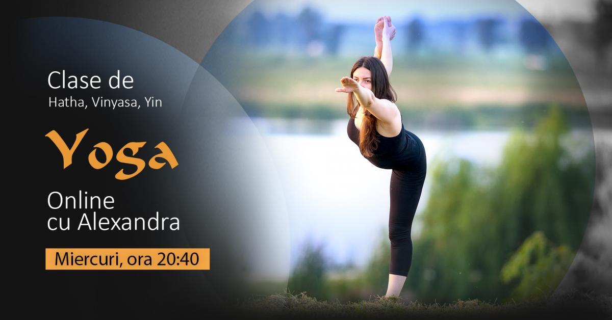 Clase de Yoga Online