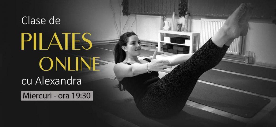 Clase si Cursuri de Pilates Online Bucuresti - Bodymind Balance