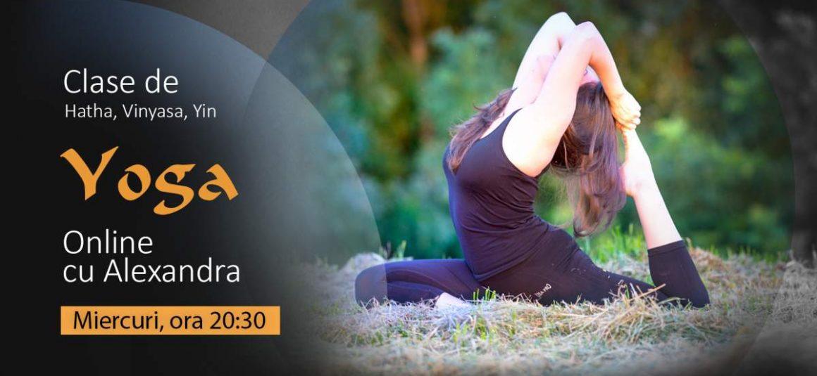 Clase si Cursuri de Yoga Online Bucuresti - Bodymind Balance